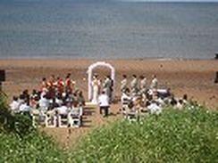 Stanley bridge resort wedding