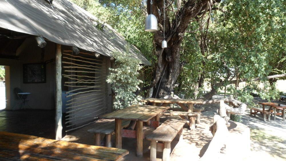 Okavango river lodge