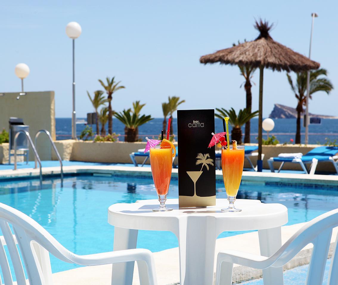 Hotel poseidon playa en benidorm costa blanca for Piscina climatizada benidorm