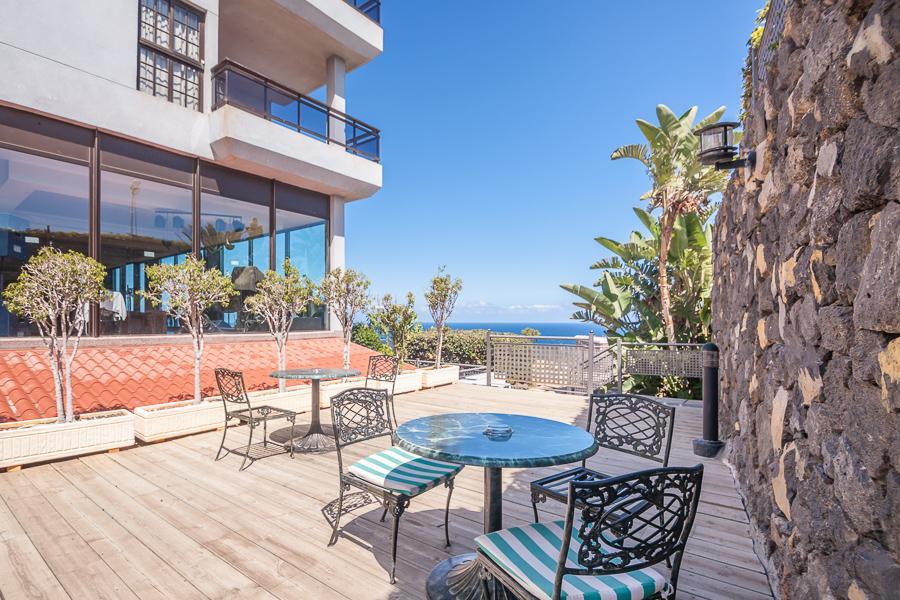 Hotel Diamante Suites En Puerto De La Cruz Tenerife