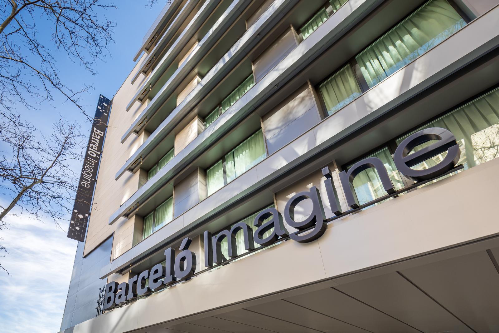 Barcelo Imagine Madrid Desde 72 Logitravel