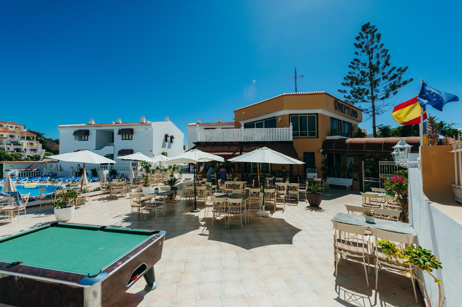 Residencial Neptuno en Costa Adeje Tenerife