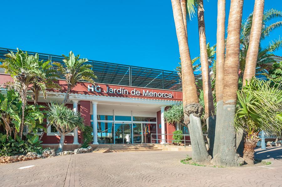 Ofertas de viagens son bou desde 488 for Aparthotel jardin de menorca