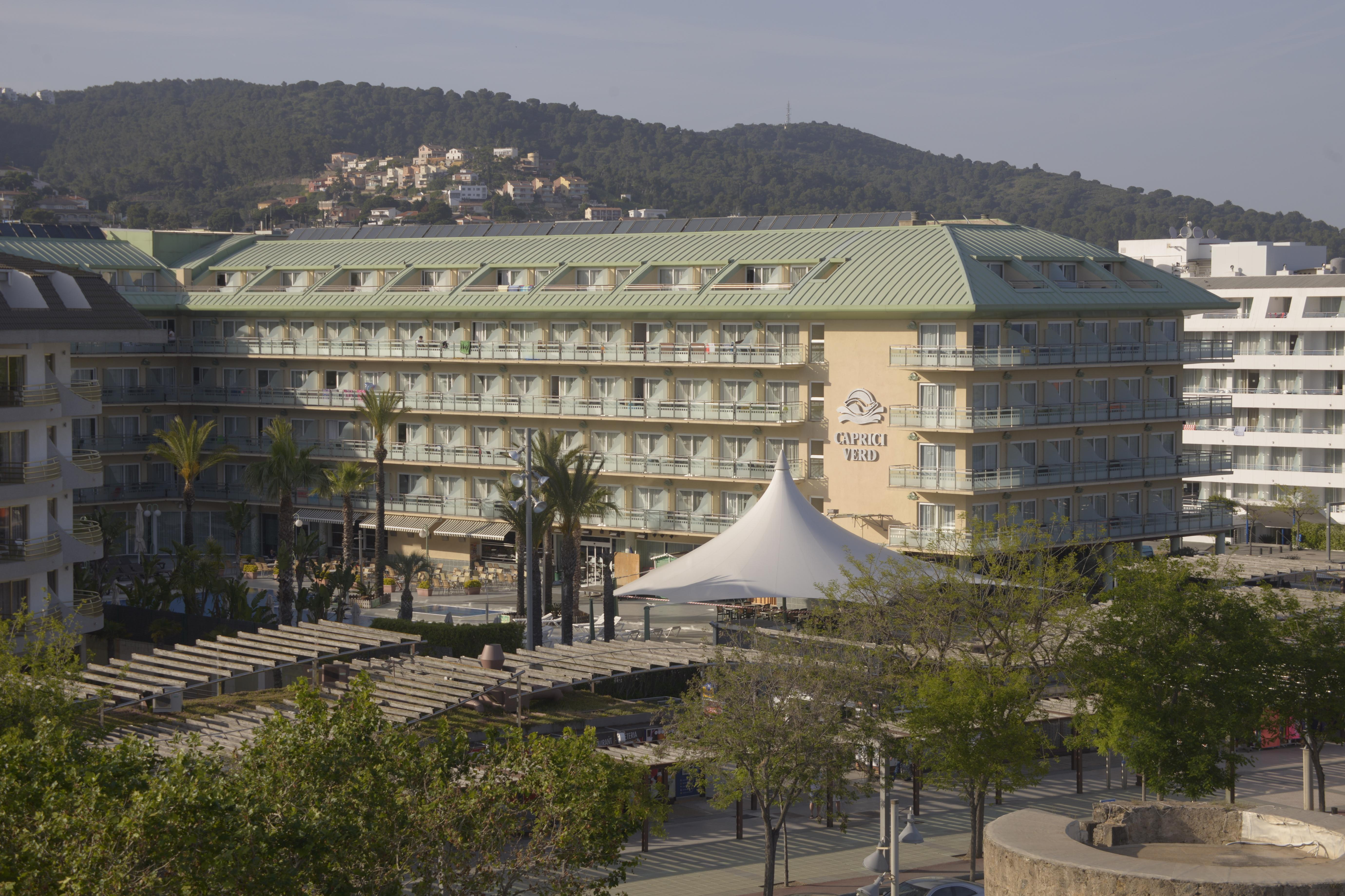 Alegria Caprici Verd Hotel Santa Susanna Desde 37 Logitravel