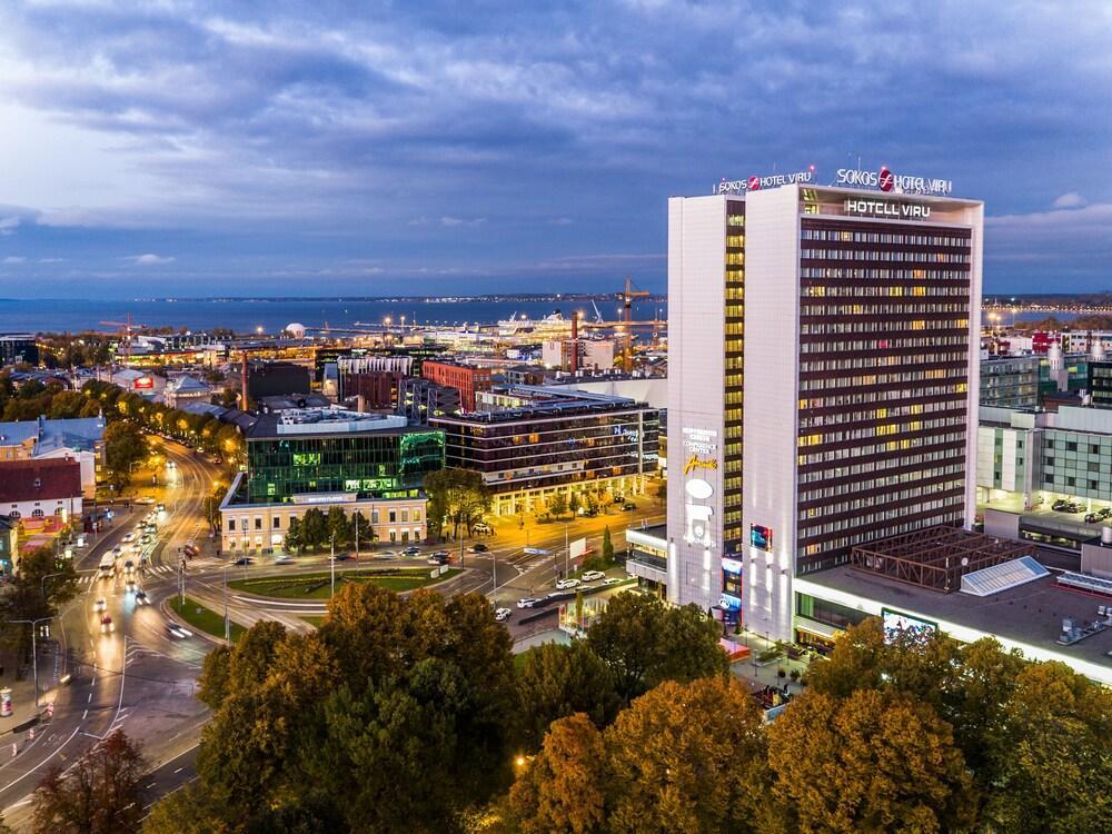 Viru Hotelli Tallinna