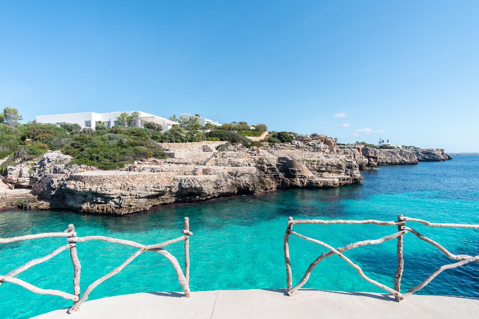 Villas yucas en los delfines menorca for Villas yucas