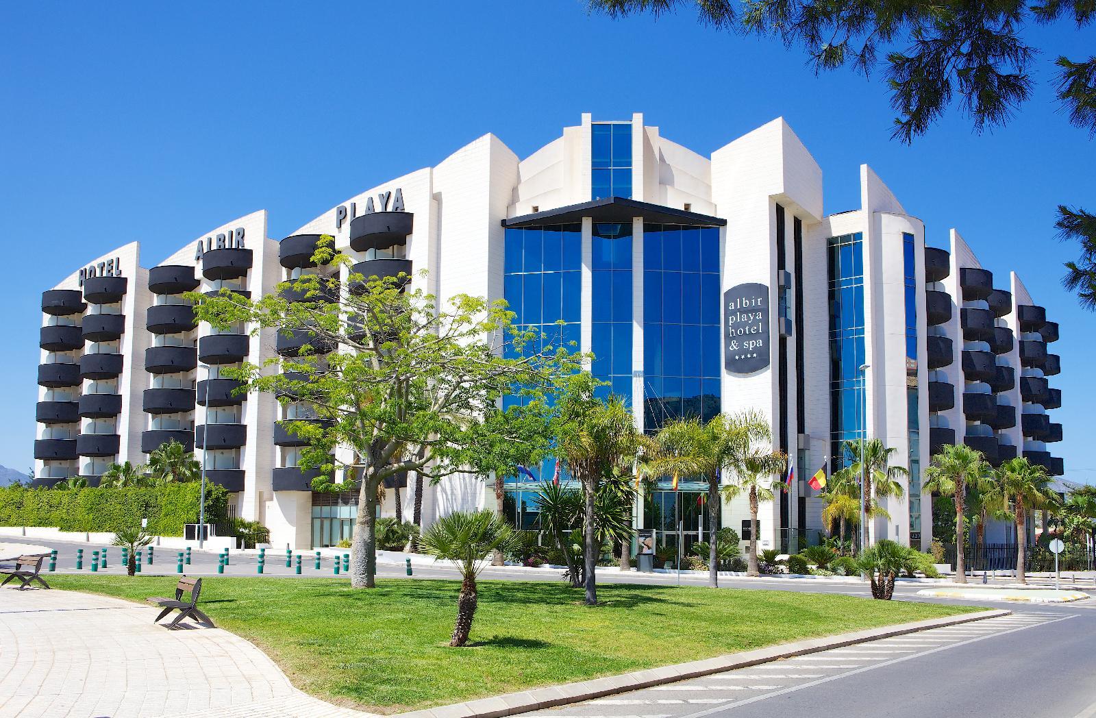 Albir Playa Hotel & Spa en Alfaz del Pi - Costa Blanca desde 59 €