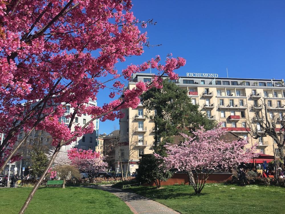 Ofertas de viagens genebra desde 221 for Le jardin richemond