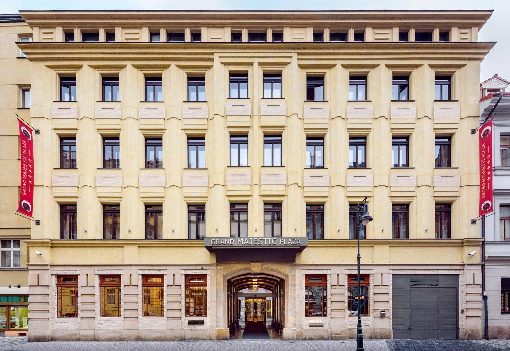Hotel Grand Majestic Prag