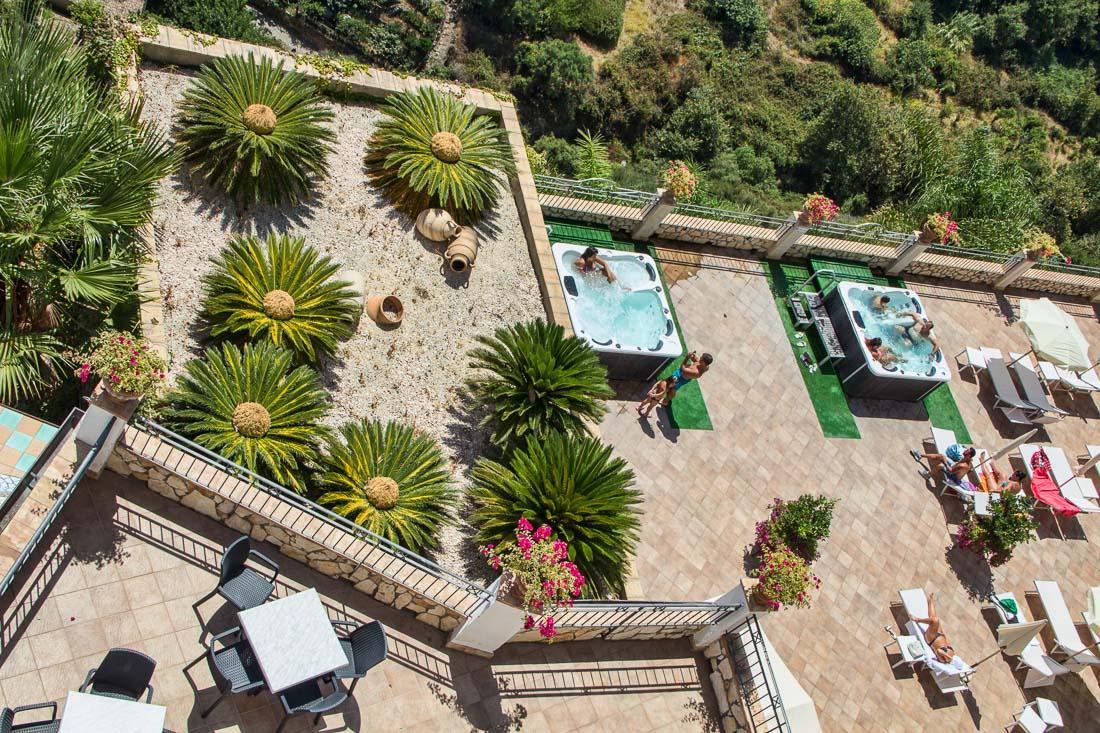 Hotel Antares Le Terrazze, Letojanni da € 57 - Logitravel