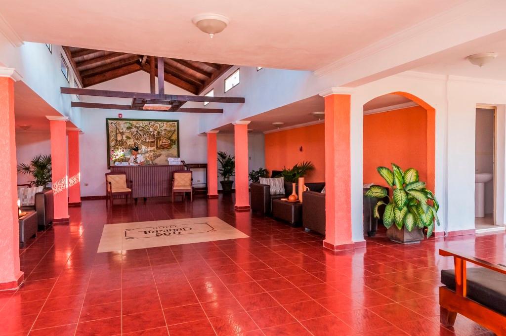 Cubanacan Trinidad 500