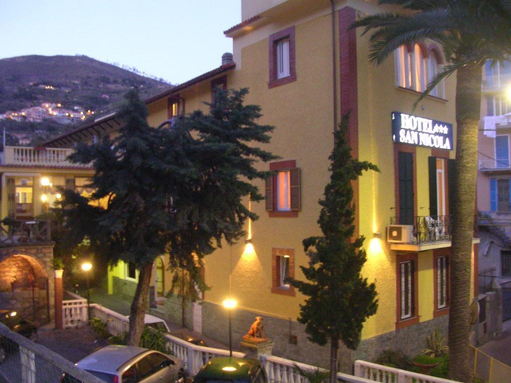 Hotel san diego Alassio