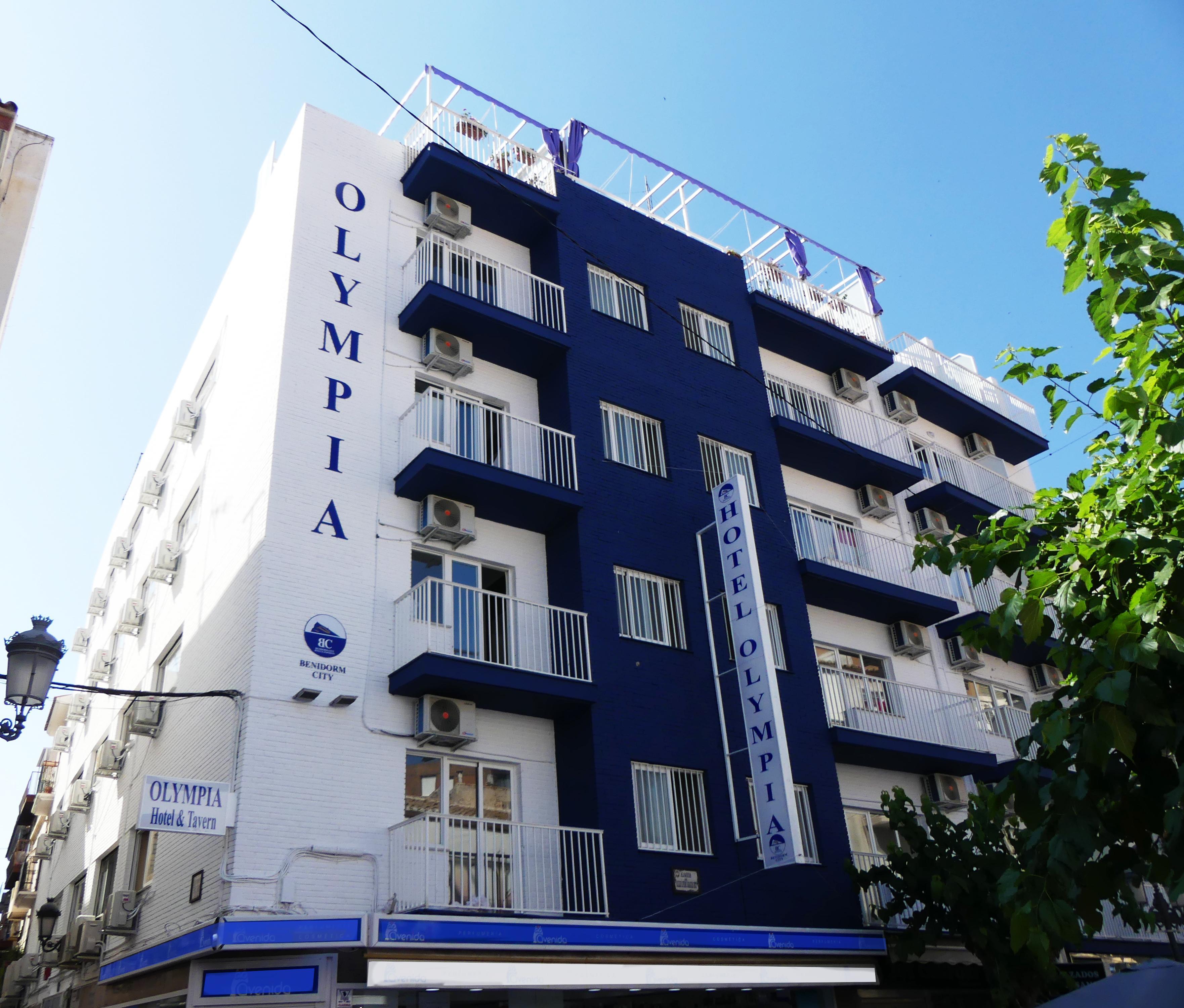 Benidorm City Olympia Hotel Benidorm Alkaen 19 Logitravel