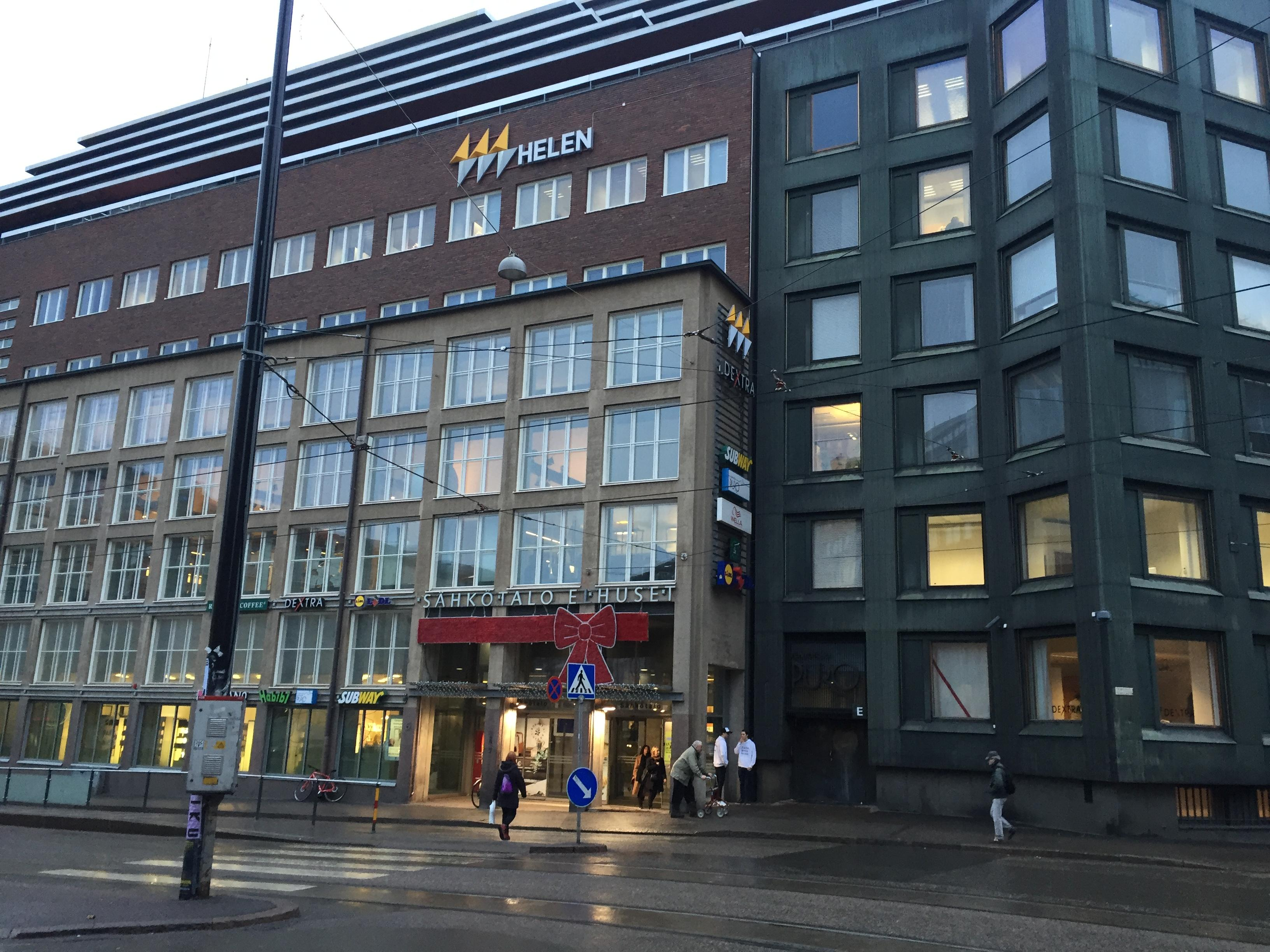 Kamppi Apartment At Eerikinkatu 43 5pax